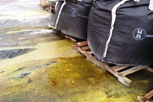 Người dân chặn xe chở hóa chất tại Triệu Sơn - Thanh Hóa: Nhà máy chưa được cấp phép sản xuất
