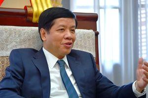Ông Nguyễn Quốc Cường thôi làm Đại sứ Việt Nam tại Nhật Bản