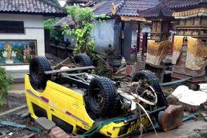 Indonesia: Vì sao núi lửa lại gây sóng thần làm 222 người chết