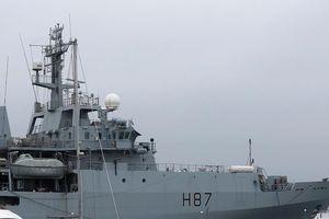 Ukraine muốn tàu Anh tới biển Azov để thử phản ứng của Nga