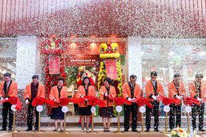 Khai trương siêu thị FujiMart đầu tiên tại Việt Nam