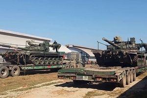 Lộ diện đầy đủ xe tăng hiện đại Lào vừa tiếp nhận