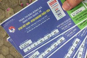 Bất kể trận đấu nào, cứ miễn tuyển Việt Nam đá, fan vẫn 'rần rần' mua vé
