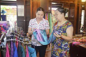 Tận dụng tiềm năng phát triển kinh tế làng nghề
