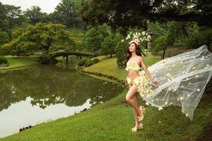 Vietjet Air lại tung trọn bộ lịch bikini 2019 'đốt mắt'