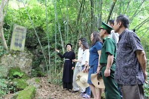 Điểm đến lịch sử nơi biên cương Cao Bằng