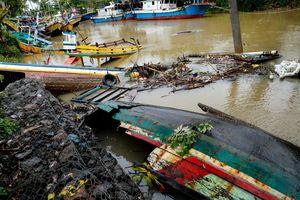 Số người thiệt mạng tăng lên 235 sau thảm họa sóng thần Indonesia