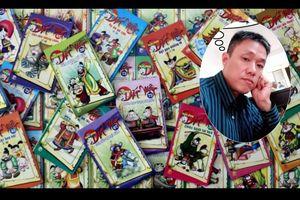 Sắp xét xử vụ tranh chấp bộ truyện tranh 'Thần đồng đất Việt'