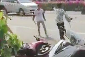 Bắt băng cướp táo tợn tại vùng ven Sài Gòn