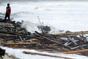 Indonesia vẫn chưa thoát khỏi nguy cơ sóng thần