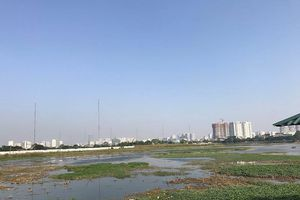 Hà Nội: Vì sao dự án làm sạch sông Tô Lịch 800 triệu USD chậm tiến độ?