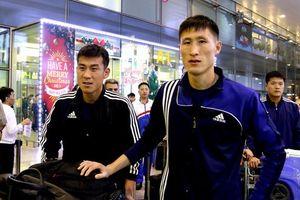 Tuyển CHDCND Triều Tiên có mặt tại Hà Nội, sẵn sàng so tài với tuyển Việt Nam