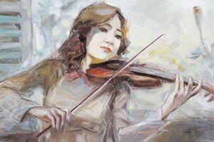 'THANH CA' - Bản hòa tấu giữa âm nhạc và hội họa
