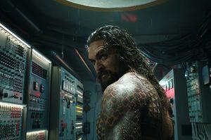 'Aquaman' có doanh thu phòng vé tuần đầu thấp nhất vũ trụ điện ảnh DC