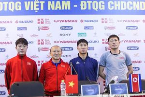 'Bài test' cho tuyển Việt Nam trước Vòng chung kết Asian Cup 2019