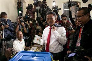 Ứng viên bầu cử tổng thống Madagascar cáo buộc bầu cử có gian lận