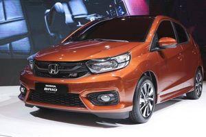 Honda Brio bắt đầu nhận đặt cọc, giá dự kiến 380 triệu đồng
