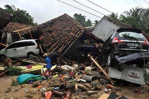 Chuyên gia cảnh báo sóng thần có thể tiếp tục tấn công Indonesia