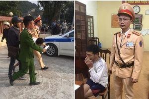 CSGT Hà Nội giải cứu thành công một nữ giáo viên bị tên cướp dùng dao uy hiếp