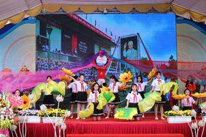Phú Thọ: Trường THCS Sa Đéc kỷ niệm 60 năm thành lập