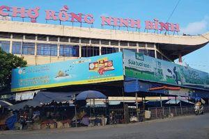 Ninh Bình: Người lao động tố BQL chợ Rồng 'biển thủ' hàng tỉ đồng tiền lương