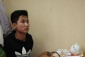Thanh Hóa: CSGT khống chế, bắt giữ đối tượng cướp giật