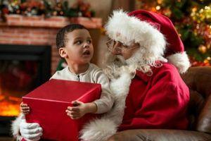 Hãy viết thư cho ông già Noel
