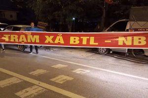 BOT Bắc Thăng Long - Nội Bài: Tài xế 'quyết đấu' Cty BOT Vietracimex 8