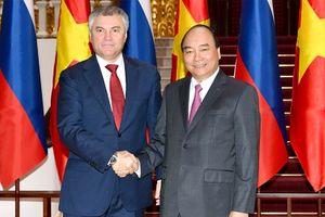 Hợp tác dầu khí tiếp tục là trụ cột quan trọng của hợp tác Việt - Nga