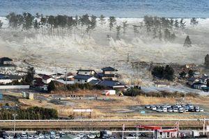 Những trận sóng thần kinh hoàng nhất trong lịch sử nhân loại