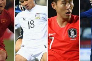 5 ngôi sao lớn nhất Asian Cup: Vinh dự cho ĐT Việt Nam