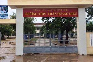 Thông tin bất ngờ về nguyên nhân nam sinh lớp 11 đánh thầy giáo nhập viện
