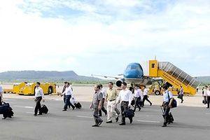 Nâng công suất khai thác sân bay Phú Quốc lên 4 triệu khách/năm