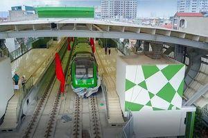 Bộ trưởng GTVT 'sốt ruột' vì đường sắt Cát Linh - Hà Đông chưa hoạt động