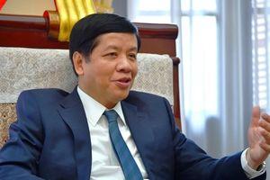 Điều động nguyên Đại sứ Việt Nam tại Nhật Bản trở lại Bộ Ngoại giao