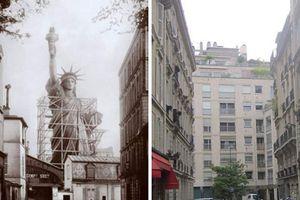 Ảnh cho thấy thế giới thay đổi quá nhiều suốt 100 năm qua