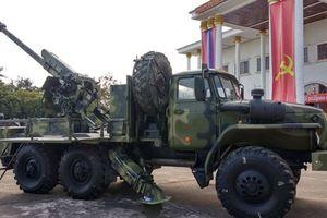 Học tập Việt Nam, Lào thần tốc hiện đại hóa lựu pháo 122mm?