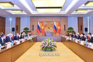 Củng cố mối quan hệ đối tác chiến lược toàn diện Việt Nam - Nga
