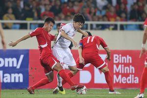 Tuyển Việt Nam 1-1 CHDCND Triều Tiên: Tân Binh chưa thể hiện được nhiều