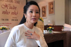 Diva Hồng Nhung: Xin đừng tội nghiệp tôi và hai con!