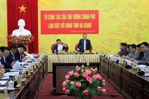 Hà Giang cần sớm khắc phục nợ đọng xây dựng cơ bản