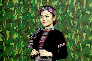 Cô gái làm rau má nem chua xứ Thanh… lên giá
