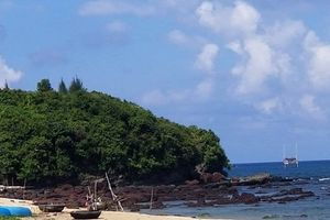 Tắm biển ở Quảng Nam, người đàn ông bị sóng cuốn vào Bình Định