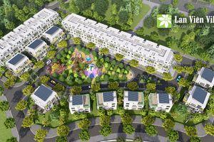 Nhà phố Lan Viên hấp dẫn khách đầu tư phía Đông Hà Nội