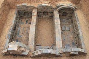 Trung Quốc phát hiện khu mộ cổ 2.000 năm tuổi hiếm thấy ở thảo nguyên phía Bắc