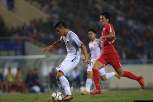 Giao hữu Việt Nam - Triều Tiên 1-1: Cận cảnh pha ghi bàn 'nét căng' của Tiến Linh