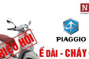 Xe máy Piaggio: Thánh 'cháy', 'vua' triệu hồi tại Việt Nam