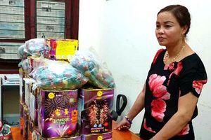 Quảng Bình: Liên tiếp bắt giữ nhiều vụ vận chuyển pháo lậu