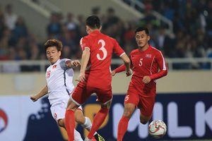 Việt Nam 1-1 CHDCND Triều Tiên: Đánh rơi chiến thắng