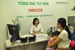 Đăng ký khám bệnh qua điện thoại: Giảm thời gian chờ đợi